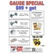 Gauge Special Pack