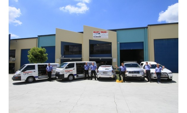 Welcome to Miller's Tooling Pty Ltd!