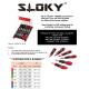 Sloky 0-TPK01-TGTX-12K Torque Screwdriver Set