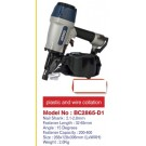 Basso Coil Nailer Angled 65mm