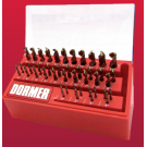 Dormer Drill Boy 3mm - 13mm 43pce