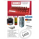 Dormer Drill Boy Kit