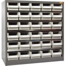 Geiger 30 Drawer Steel Parts Cabinet. 880W mm x 400D mm  x 880H mm.