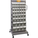 Geiger Mobile Tip Out Sorting Cart.