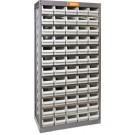 Geiger 60 Drawer Steel Parts Cabinet. 880W x 400D x 1725Hmm