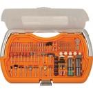 Geiger Rotary Tool Kit 206 Piece