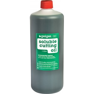 Geiger 1 Litre Soluble Cutting Oil