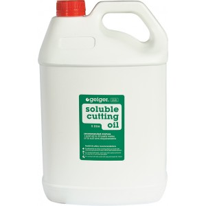 Geiger 5 Litre Soluble Cutting Oil
