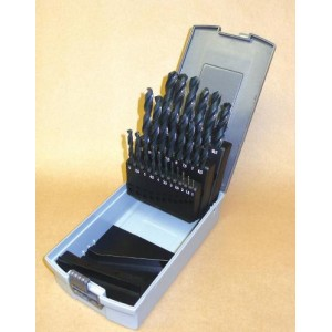 Guhring HSS Metric Drill Set (1mm - 13mm)