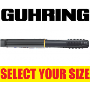 Guhring Gun Taps (Power) 3.0mm to 20.0mm
