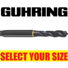 Guhring Spiral Taps (Power) 3.0mm to 20.0mm