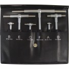 Measumax Telescopic Gauge Set 5 Piece