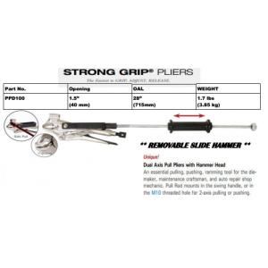Stronghand PPD100 Slide Hammer