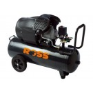 Ross Compressor Direct Drive 2.75hp V-Twin 50l