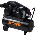 Ross Belt Drive Compressor V-Twin 3hp 50l