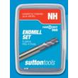 Sutton Harmony Hard Materials E562 4 Piece Set