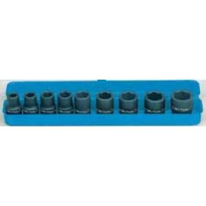 Home » Brand » RyTool » RyTool 1/2 Inch Dr Impact Socket Set Metric