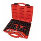 Toledo Oxygen Sensor Socket Set 21 Piece