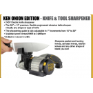 Worksharp WSKTS-KO Knife & Tool Sharpener - Ken Onion Edition